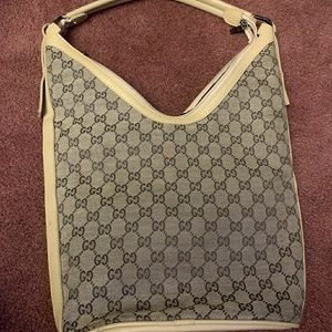 Vintage Gucci Monogram Purse